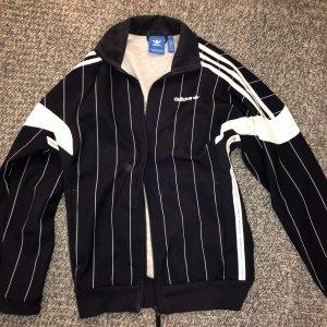 Adidas Originals Giacca sport bianco-blu scuro