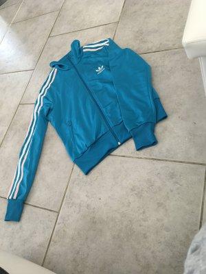 Adidas Trainingsjacke Größe 40