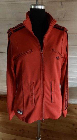 Adidas Trainingsjacke in rot