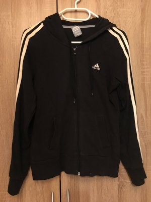 Adidas Trainingsjacke in schwarz