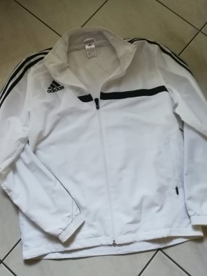 Adidas Veste de sport blanc