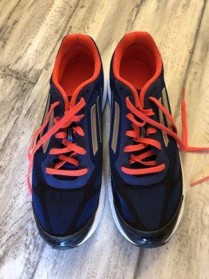 Adidas Sneakers met veters donkerblauw-magenta