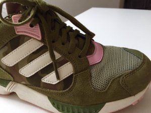 Adidas Trend Sneaker Camouflage Design