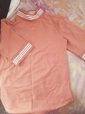 Adidas Originals Maglia a collo alto rosa antico