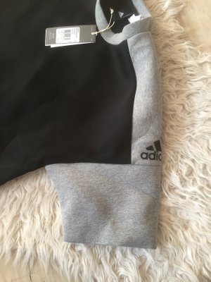 Adidas T-shirt noir-gris