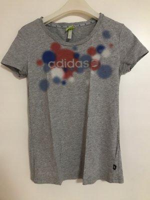 Adidas tshirt Farbe grau