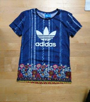 Adidas Tshirt mit Print