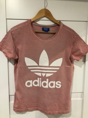 Adidas Originals Camisa deportiva rosa