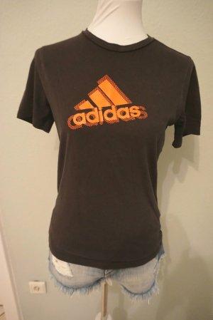Adidas Tshirt schwarz