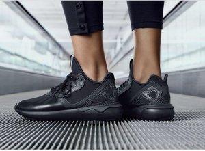 Adidas tubular black/black