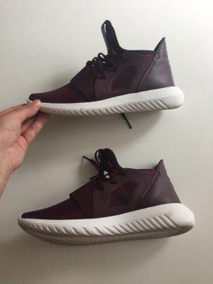Adidas Tubular Defiant Weinrot