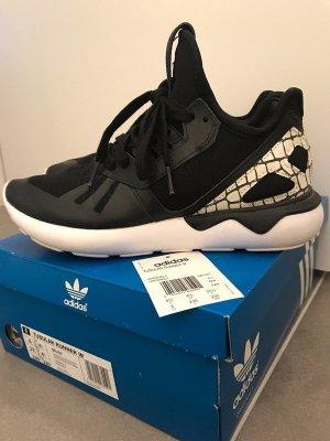 Adidas Sneakers met veters zwart-zandig bruin