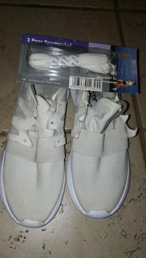 Adidas Tubular viral vanillefarben Turnschuhe
