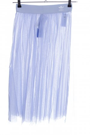 Adidas Tulle Skirt blue party style