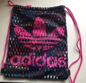 Adidas Borsa sport nero-magenta