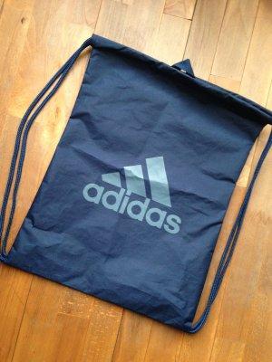 Adidas Borsellino blu Poliestere