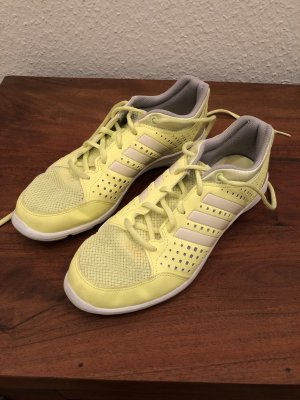 Adidas Basket jaune fluo-jaune