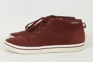Adidas Turnschuhe Sneaker Gr. 39 1/3 weinrot