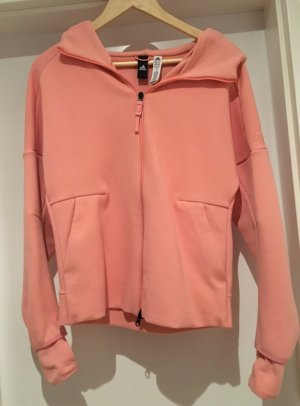 Adidas Übergangsjacke rosa