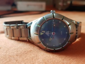 Adidas Watch silver-colored