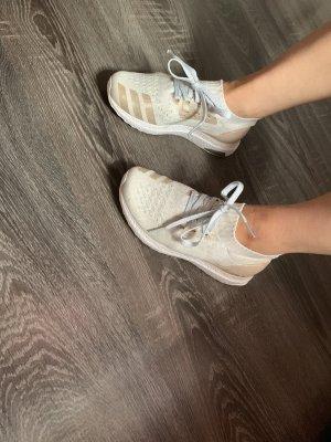 Adidas ultraboost uncaged weiß beige Sportschuh sneaker Laufschuh Running