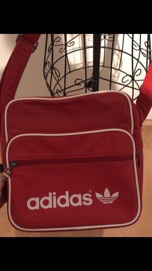 Adidas Gekruiste tas rood-wit