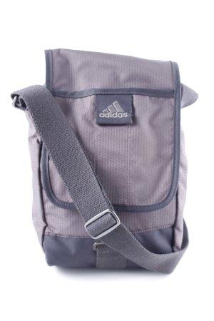 Adidas Umhängetasche grau Maskulin-Look