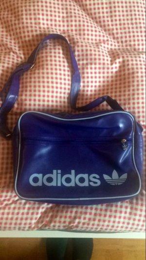 Adidas Umhängetasche lila/hellblau *sehr guter Zustand*