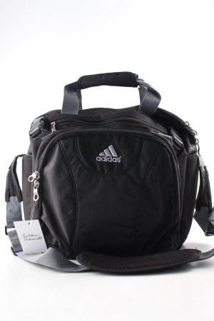 Adidas Umhängetasche schwarz-grau Casual-Look