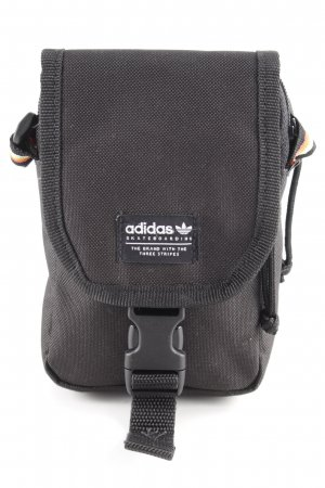 Adidas Umhängetasche Streifenmuster Skater-Look