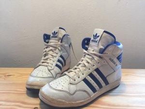 Adidas Originals High top sneaker wit