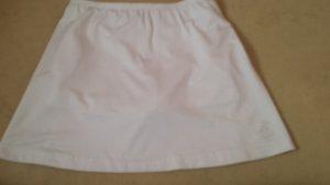 Adidas Pantalone da ginnastica bianco Poliestere