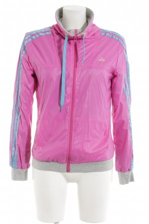 Adidas Reversible Jacket multicolored athletic style
