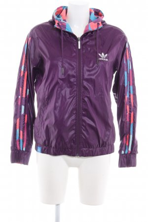 Adidas Reversible Jacket multicolored street-fashion look