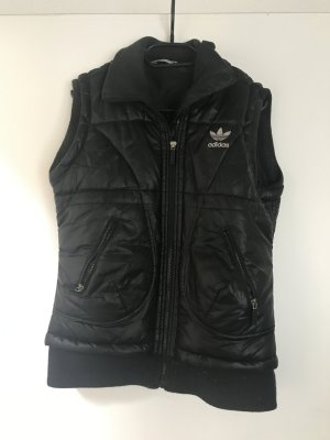 Adidas # Weste # schwarz # Winter