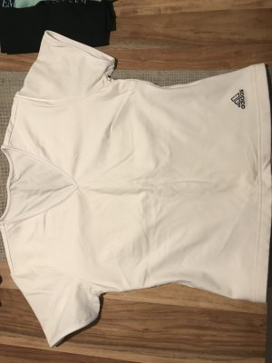 Adidas White shaped Top