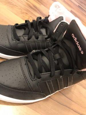 Adidas Snow Boots pink-black