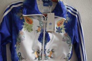 Adidas x Farm Indigo Crop Gr. 36 Jacke *Neu mit Etikett
