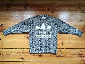 Adidas x HYKE Sweater *Limited Edition* mit Python Print