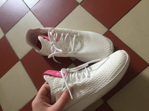 Adidas Originals Instapsneakers wit-roze