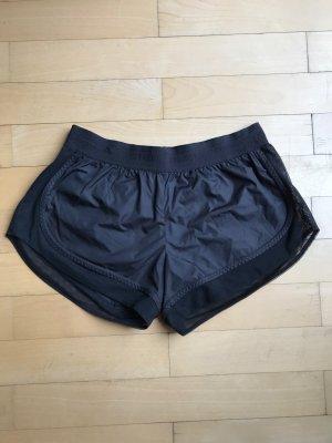 Adidas by Stella McCartney Shorts nero Nylon