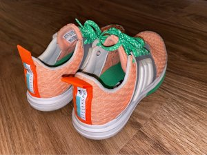 Adidas by Stella McCartney Lace-Up Sneaker multicolored