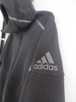 Adidas Z.N.E. Kapuzenjacke - schwarz - Gr. XL