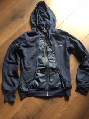 adidas Zipper in blau