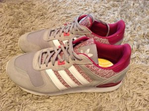 Adidas zx 700 shoes grau Beere Größe 39
