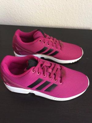 Adidas Zapatilla brogue violeta
