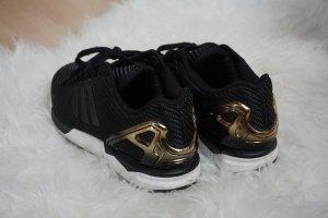Adidas ZX Flux Gold schwarz
