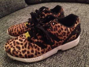 Adidas ZX Flux Leo Sonderedition - Fast NEU !