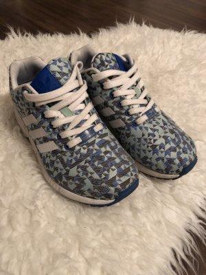 Adidas Originals Sneaker stringata blu-turchese