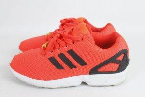 ADIDAS  ZX FLUX Sneaker Größe: 39 1/3 orange schwarz